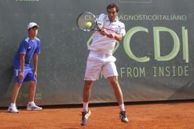 Lo spagnolo Albert Ramos ha battuto in finale il connazionale Pere Riba 6-3 7-5 - (foto Paolo De Matteo).