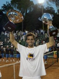 Albert Ramos vincitore a Genova