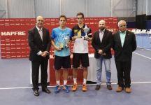 Albert Ramos e Lara Arruabarrena vincono i Campionati di Spagna