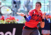 """I """"piccoli passi"""" di Milos Raonic verso la vetta del tennis"""