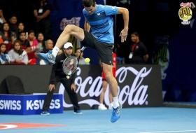 IPTL 2015 – Tappa di Manila – Day 3: Nadal sconfitto da Raonic (Video)