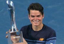 ATP Brisbane: Milos Raonic vince il titolo dopo aver battuto uno spento Federer (Video)