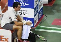"""Milos Raonic è il problema al polpaccio destro: """"Ho avuto un problema al polpaccio destro. È difficile sapere quanto sia serio l'infortunio"""""""