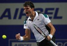 ATP Chennai: Raonic trionfa grazie a tre tiebreak. Sconfitto Tipsarevic, nessuno ha ceduto il servizio