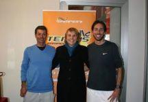 Clinic Tennis da Campione: In campo con Raffaella Reggi