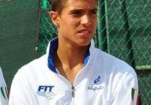 """Il primo punto Atp di Stefano Reitano: """"Sono entrato definitamente nei pro, ma un giorno sogno di difendere i colori azzurri in Coppa Davis"""""""