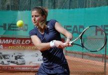 ITF Pomezia: Tre azzurre in semifinale