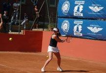ITF Pomezia 2: Remondina e Grymalska in semifinale