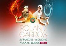 Eurosport stabilisce nuovi record di audience   con l'edizione 2014 del Roland Garros