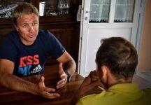 Intervista ad Umberto Rianna che parla delle scelte sulle wild card: Eremin, work in progress, Sonego deve fare esperienze