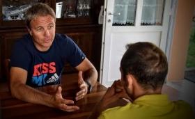 Umberto Rianna uno dei coach più importanti d'Italia