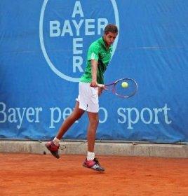 Giuseppe Ricciardi classe 1995, n.739 del ranking Under 18
