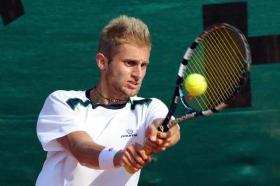 Matteo Rigamonti, lecchese classe 1991, ha superato il primo turno delle qualificazioni - (Foto Iachelini)