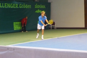 Matteo Rigamonti classe 1991, senza ranking ATP