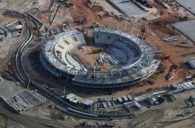Iniziati i lavori per lo Stadio del tennis di Rio 2016