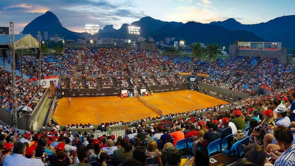 Il Rio Open è stato cancellato dalla stagione 2021 a causa del Covid-19