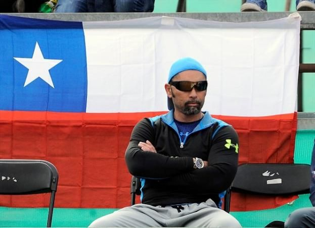 Marcelo Rios nella foto