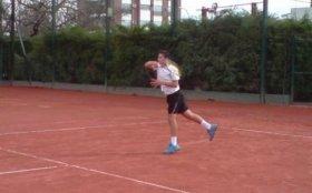 Giovanni Rizzuti classe 1995, n.740 del ranking Under 18