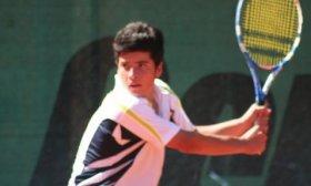 Giovanni Rizzuti classe 1995, n.720 del ranking Under 18