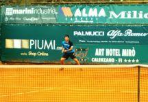 31 Torneo Internazionale Under 18 Città di Prato 2013: L'azzurro Giovanni Rizzuti supera il numero uno e va in semifinale. Due italiane in semifinale – Sono Verena Hofer e Beatrice Torelli