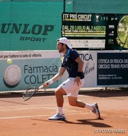 Giovanni Rizzuti classe 1995, n.1347 ATP