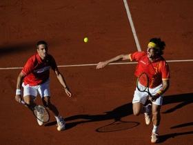 Tommy Robredo e Feliciano Lopez