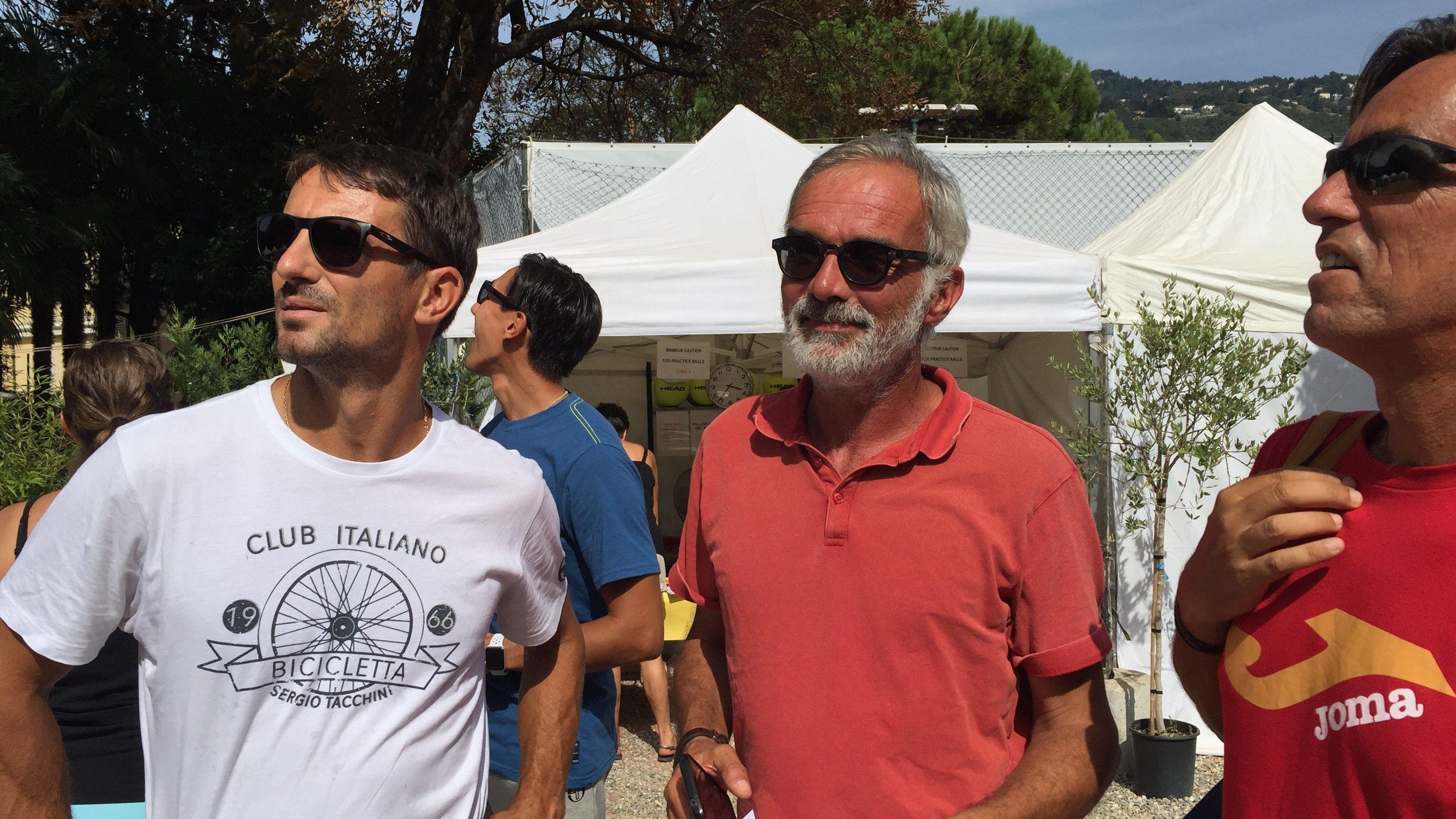 Da Como: Robredo e Janowicz a Villa Olmo. Domani parte il tabellone principale (con il programma di domani)