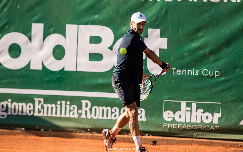 Tommy Robredo, vincitore Challenger Parma 2019 - Foto Marta Magni