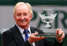 Rod Laver pensa che Novak Djokovic possa essere il più vincente negli Slam