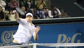 Andy Roddick nella foto