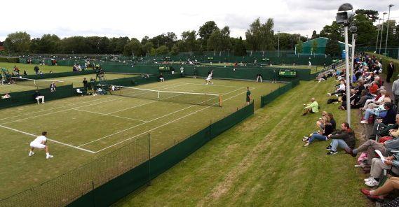 I risultati dalle qualificazioni di Wimbledon