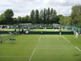 Risulati dalle qualificazioni del torneo di Wimbledon