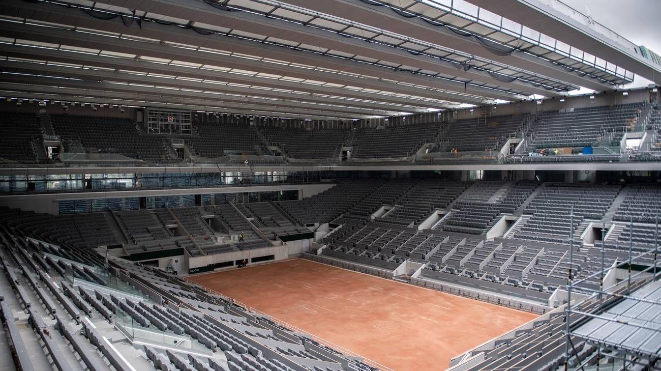 I problemi del Roland Garros