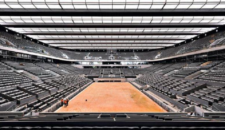 Roland Garros, il centrale