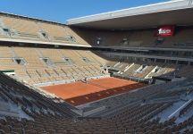 Roland Garros, ci sarà pubblico dal primo giorno, e forse 5mila spettatori dai quarti di finale