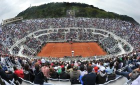 Il torneo di Roma inizierà con i tabelloni principali nella giornata di domenica