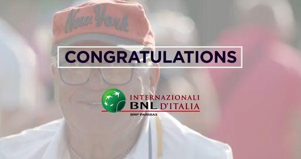 Premi ai tornei WTA 2017: Il torneo di Roma vincente per il secondo anno consecutivo nella categoria Premier Five