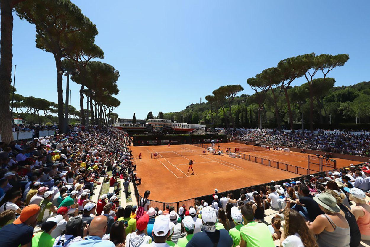 Il torneo di Roma dovrebbe iniziare il prossimo 04 maggio con lo svolgimento delle Pre Quali