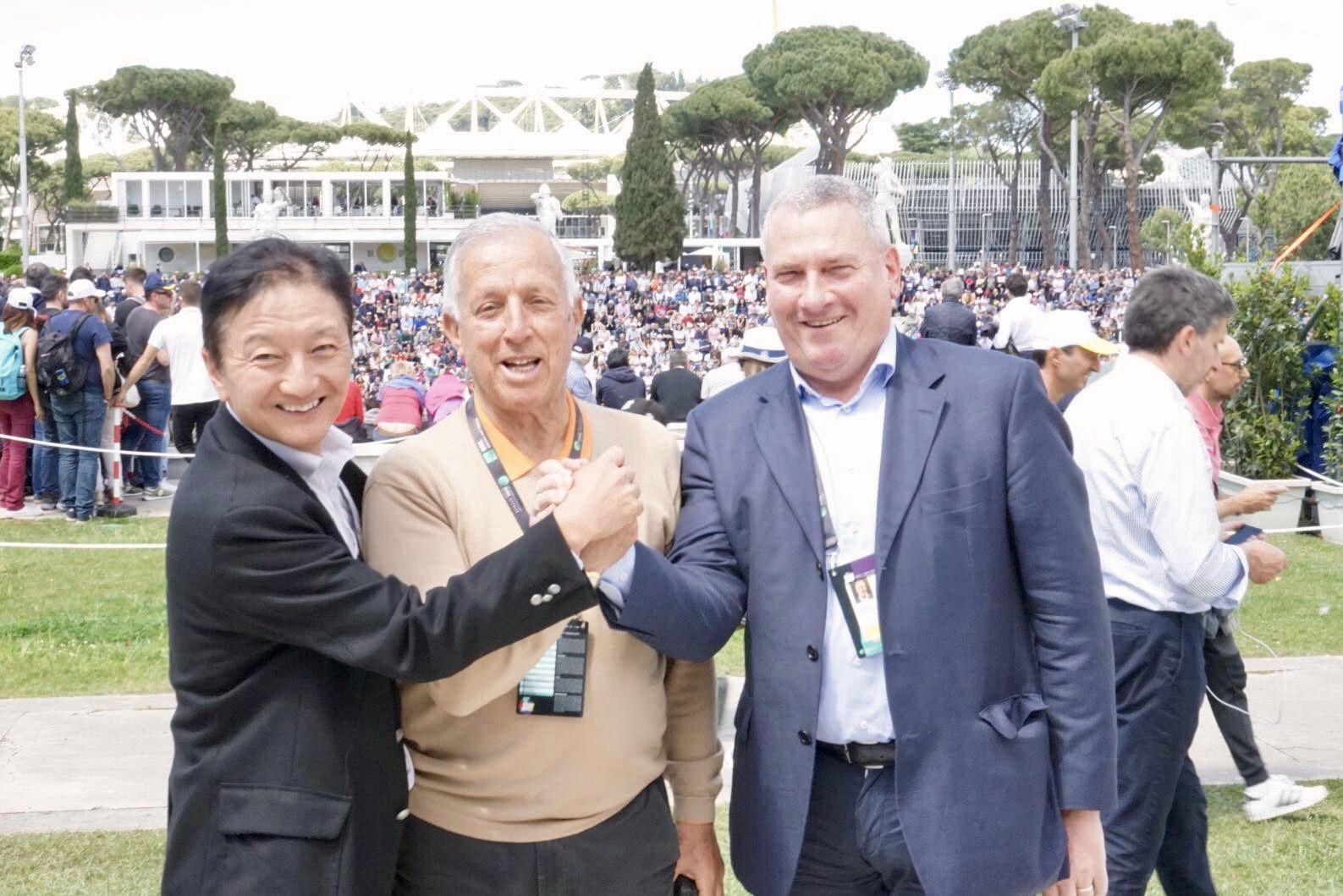 Dunlop rinnova le partnerships con alcuni dei più prestigiosi tornei ATP e WTA