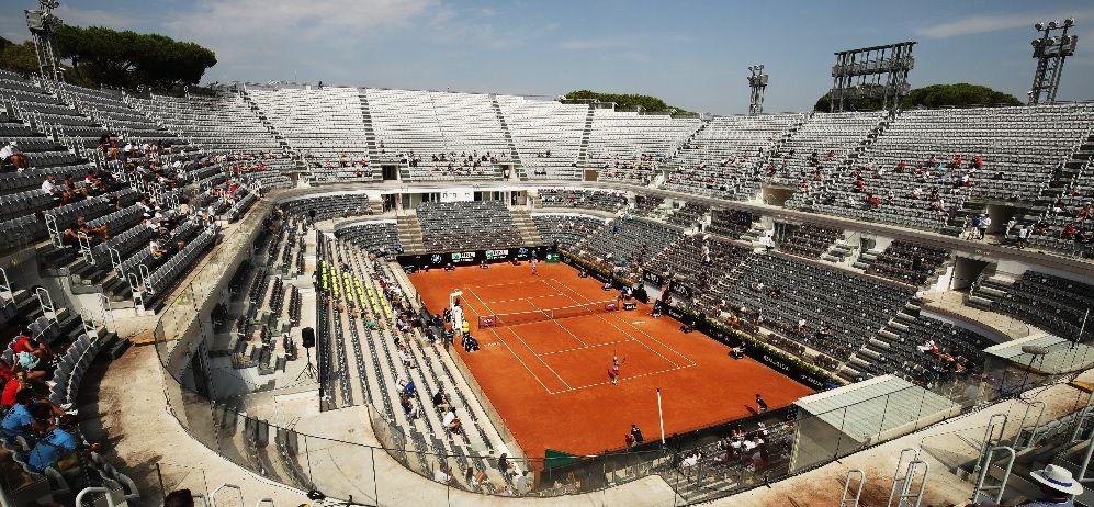 La situazione del torneo di Roma