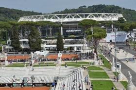 La Conferenza stampa del torneo di Roma