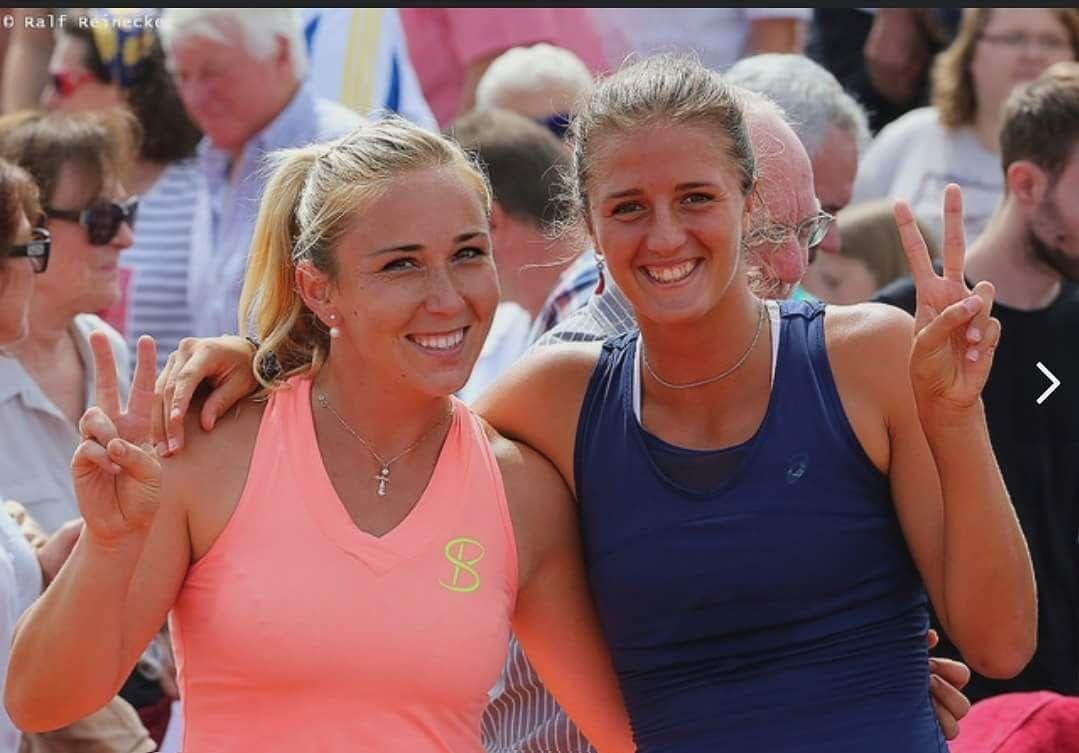 Camilla Rosatello e Sophia Shapatava si aggiudicano il torneo di doppio ad Hechingen