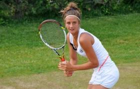 Camilla Rosatello classe 1995, n.554 WTA