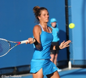 Camilla Rosatello classe 1995, n.584 WTA