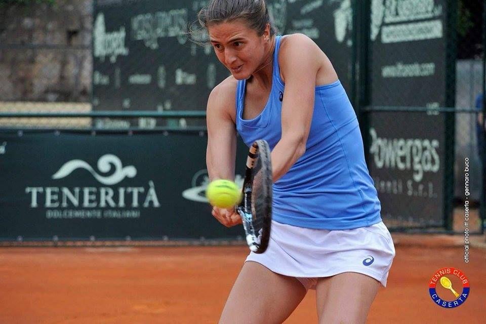 Camilla Rosatello nella foto