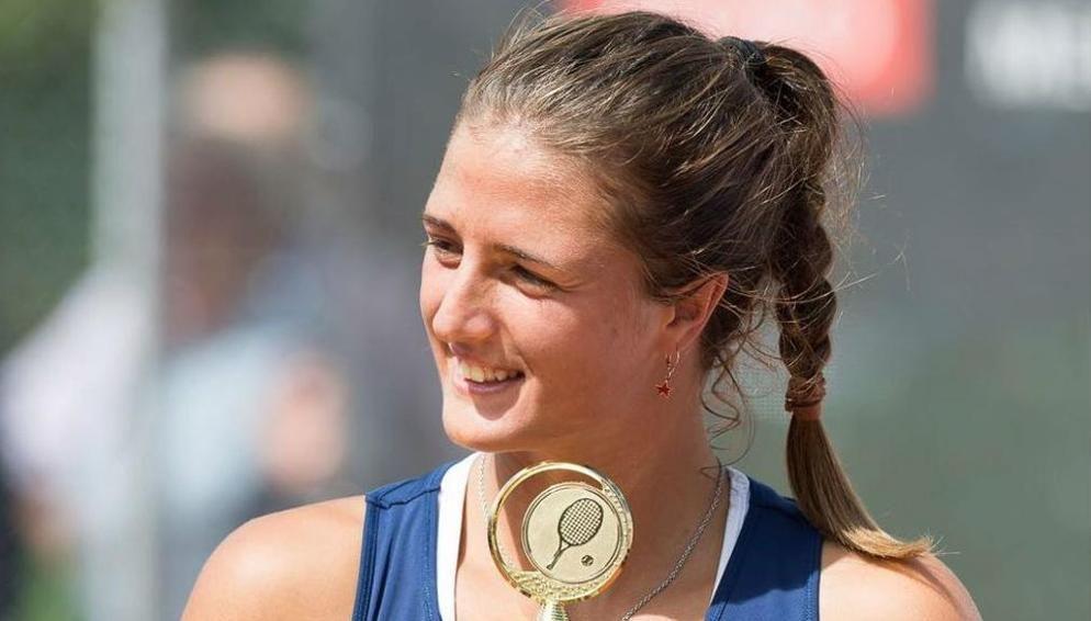 Camilla Rosatello classe 1995 e n.255 WTA