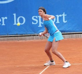 Camilla Rosatello classe 1995, n.580 ATP