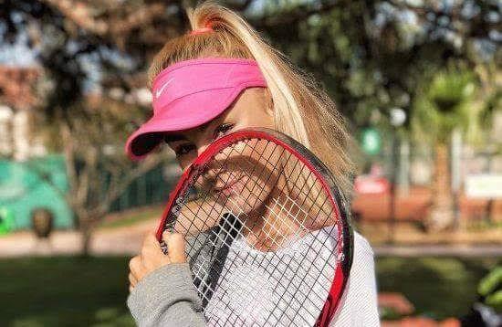 Andreea Rosca classe 1999 e n.295 WTA
