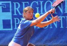 Dopo la vittoria del Roland Garros ora i campionati europei under 16, Federica Rossi convocata ancora in Nazionale