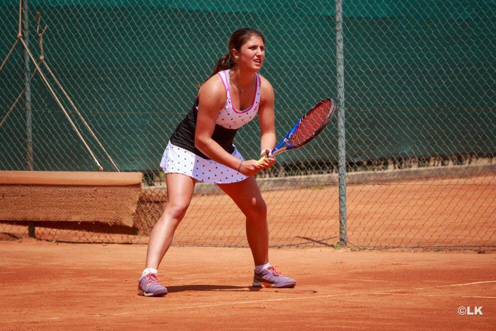 Federica Rossi nella foto